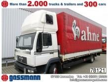 camion MAN 9.185 LLC 4x2 Pritsche mit Topsleeper NSW