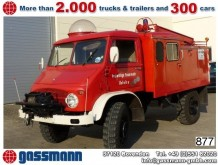 Unimog Unimog S404 4x4, Feuerwehr