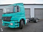camion châssis Mercedes occasion