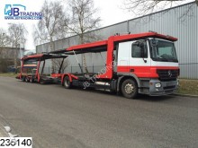 camion porte voitures Mercedes occasion