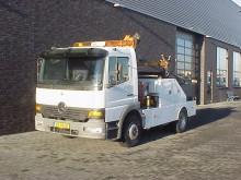camion soccorso stradale Mercedes usato
