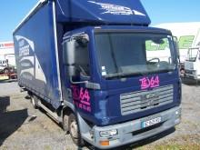 camion Teloni scorrevoli (centinato alla francese) altro centinato alla francese MAN usato