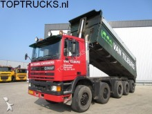 camion Ginaf 5450 10X8 TIPPER 24m3/ EURO 2