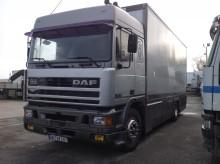 camión frigorífico DAF usado