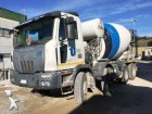 used Astra concrete mixer truck