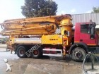 used Iveco concrete pump truck truck