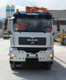 used MAN concrete pump truck truck