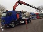 camión Volvo FH12 420 6x2 Fassi F300XP