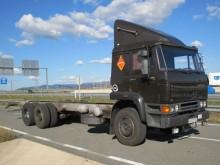 camión chasis DAF usado