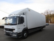 camion Mercedes Atego 1218 8,1 Meter Koffer / LBW EURO 5