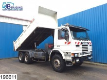 camión Scania 113 320 6x4, Manual, Steel suspension, Naafreduc