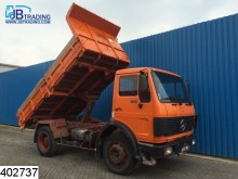 camion Mercedes 1414 Manual, Steel suspension, Naafreductie