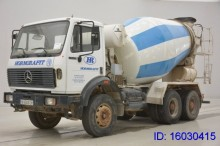 camión hormigón Mercedes usado