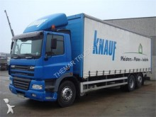 camion plateau ridelles MAN occasion
