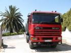 camião basculante DAF usado