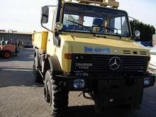 camión Mercedes Unimog 1750