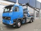 camión Volvo FH 12.420 6x2 with Hiab 10 t/m crane (2003)
