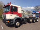 camion MAN 26.464 8x4 steel/steel manual 13 ton