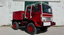 camión camión cisterna incendios forestales Renault usado