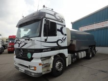 camión Mercedes Actros 2540L 6x2 WATERTANK (EPS WITH CLUTCH / 12