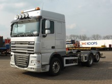 camion DAF XF 105.460 SPACECAB PTO ADR
