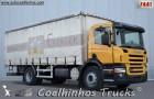 camion savoyarde Scania occasion