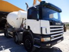 camión Scania 124C 420Cv