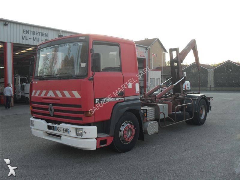 Cami n renault ampliroll guima gamme r 385 4x2 diesel euro for Garage martel grigny