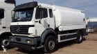camion citerne hydrocarbures Mercedes occasion