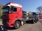 camion DAF XF 95 430 6x2 steel/steel manual 10 tyres