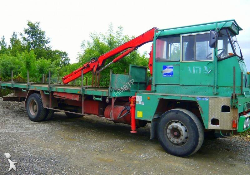 Camion renault plateau porte fer gamme b 4x2 gazoil euro 6 for Porte en ferraille