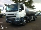 used DAF food tanker truck