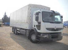camion cassone centinato Renault usato