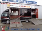 camión Mercedes 817 Pferdetransporter 6 Pferde*Niehoff Aufbau