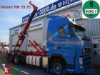 camion Volvo FH12 460 EEV Meiller RK20.70 *7mContainer*1.Hand