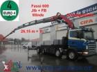 camión Scania R 420 Fassi 600 60 T/M+Jib*Seilwind+FB*Euo4