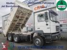 camion MAN 26.403 6x4 Meiller 3S.-Kipper1.Hand*DeutscherLKW