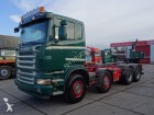 camion Scania R 480 8X4 Steel suspension