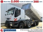 Iveco Trakker / AT410T50 8x4 / 8x4 Standheizung LKW