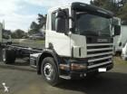 camión chasis Scania usado