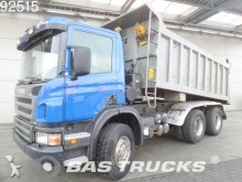 camion Scania P380 6X4 Manual Big-Axle Steelsuspension Analog-
