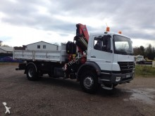 camion Mercedes grue fassi f130 longueur 8m 1t400