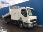 camion DAF LF 45 150 Manual, Steel suspension