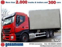 camion frigo incidentato