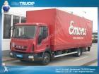 Iveco Eurocargo 120EL18 Pritsche/Plane 7,2m/Klima/3Sit truck