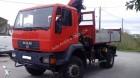 camião MAN 18 280