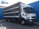 camión para ganado Renault usado