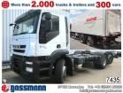 Iveco Stralis AD260S31Y/PS 6x2, Retarder, Lenkachse truck