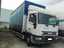 camion Teloni scorrevoli (centinato alla francese) cassone fisso Iveco usato