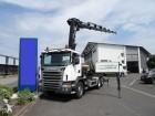 Scania G 124G400 truck
